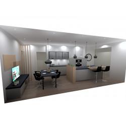 Devis et visualisation 3D de votre future cuisine