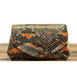 Le Gustave Python-Orange