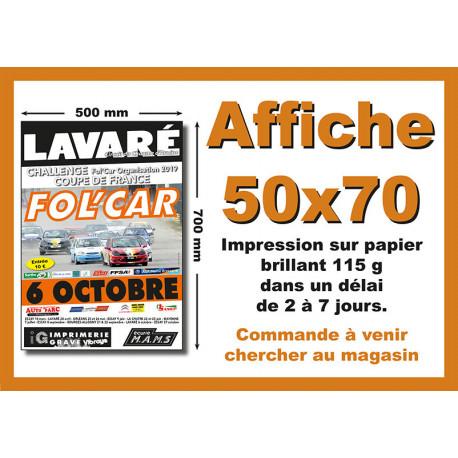 Affiche 50x70