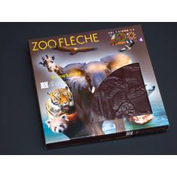 """Tablette de chocolat """"Une saison au zoo"""""""